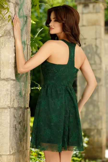 Milla Πράσινο Φόρεμα 1475