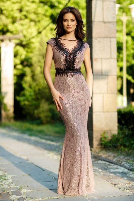 Isolde Rose Dress
