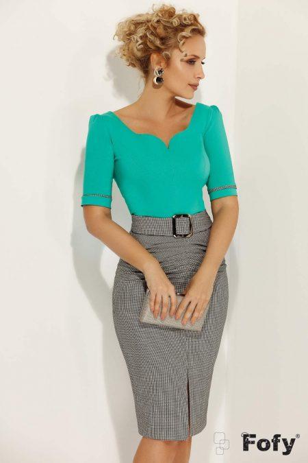 Leea Bicolore Skirt