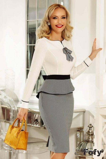 Rya Bicolore Skirt