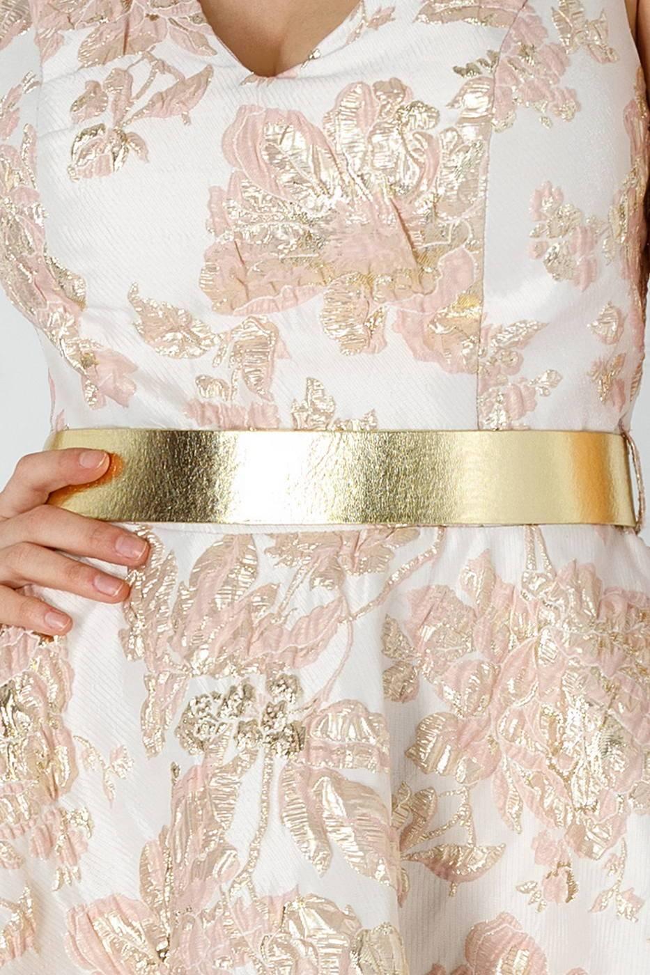 Lindsay Ροζ Φόρεμα 1274