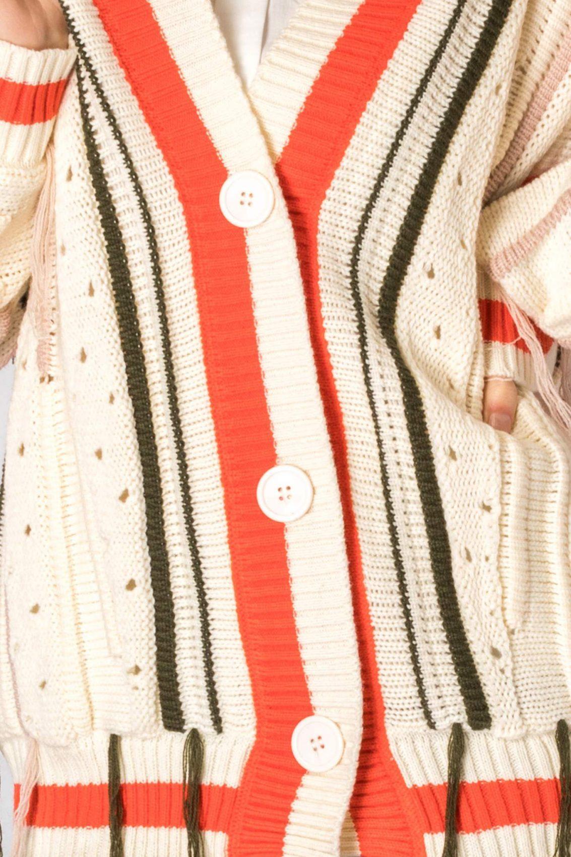 Spencer Cream Sweater 3