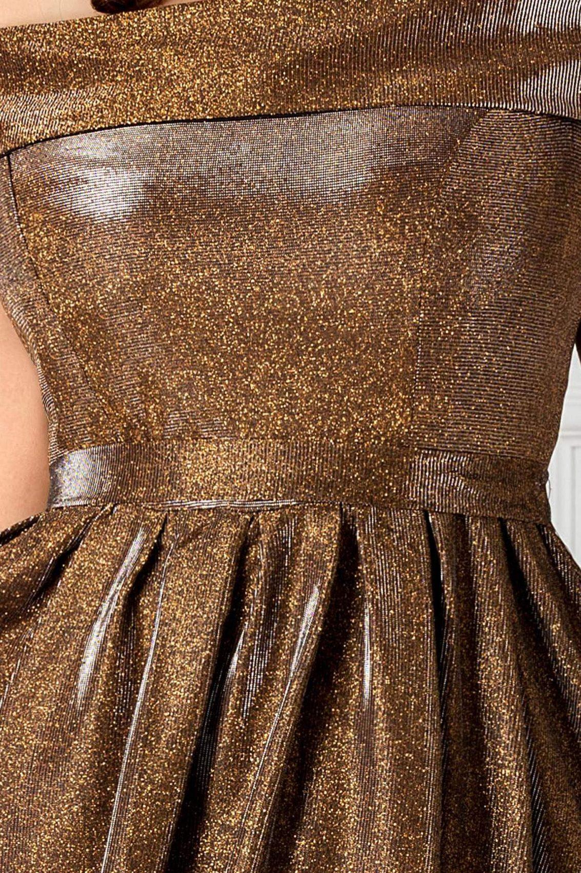 Atlanta Χρυσό Φόρεμα 1777