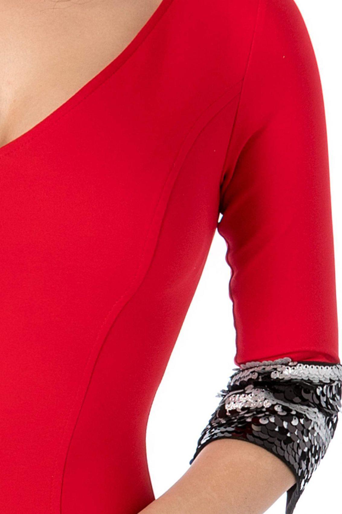 Irma Κόκκινο Φόρεμα 1226