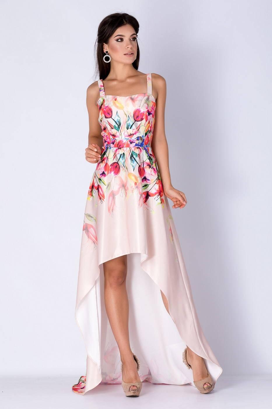 Lucinda Ροζ Φόρεμα 1346