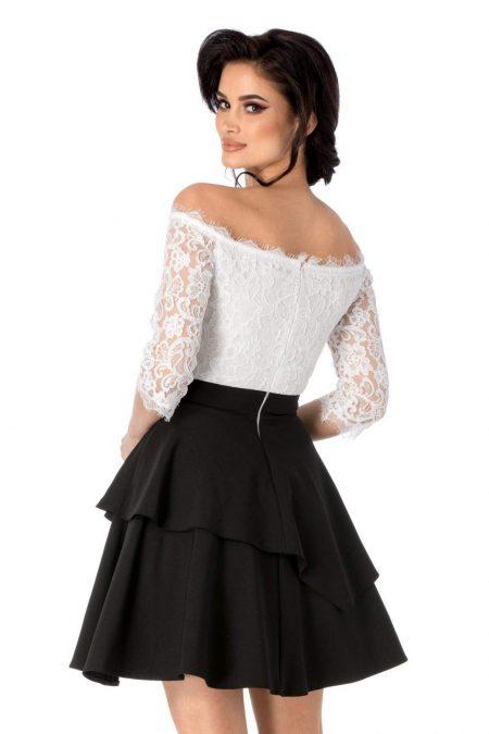 Dolly Bicolored Φόρεμα 1750