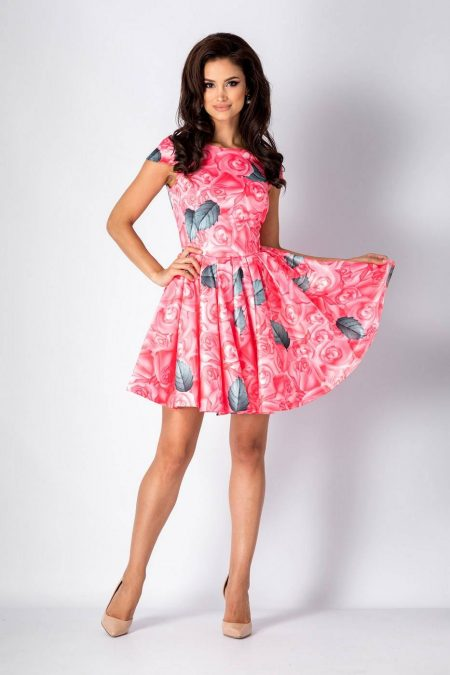 Molly Pink Dress