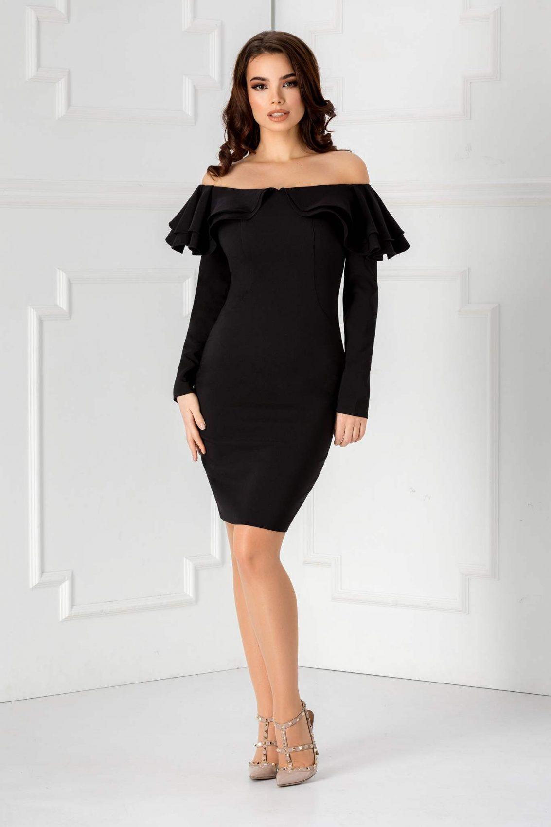 Margo Μαυρο Φορεμα 2187