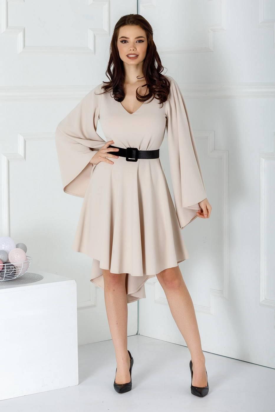 Miranda Nude Φόρεμα 2198