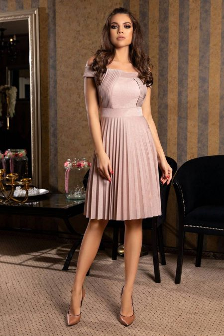 Elza Rose Dress