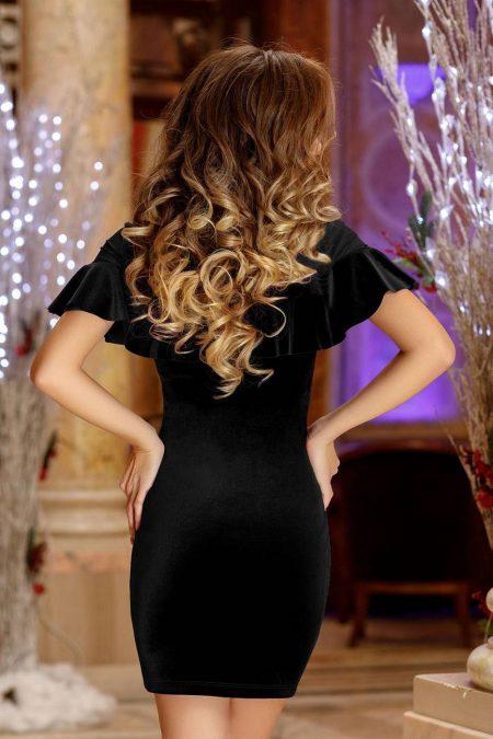 KarimΜαύρο Φόρεμα 1819