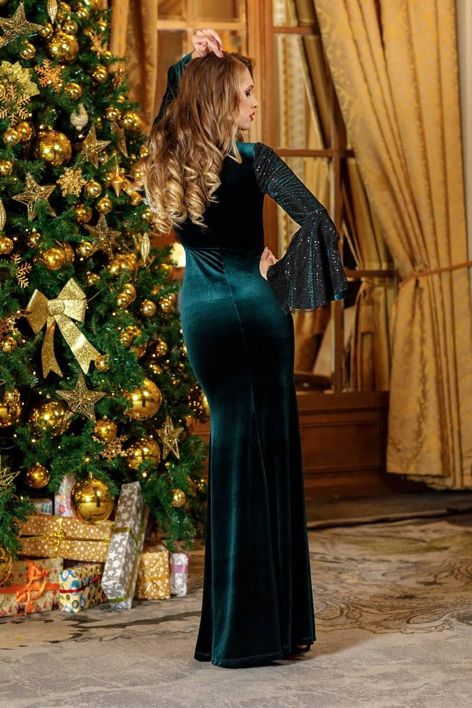 Love Πράσινο Φόρεμα 2223