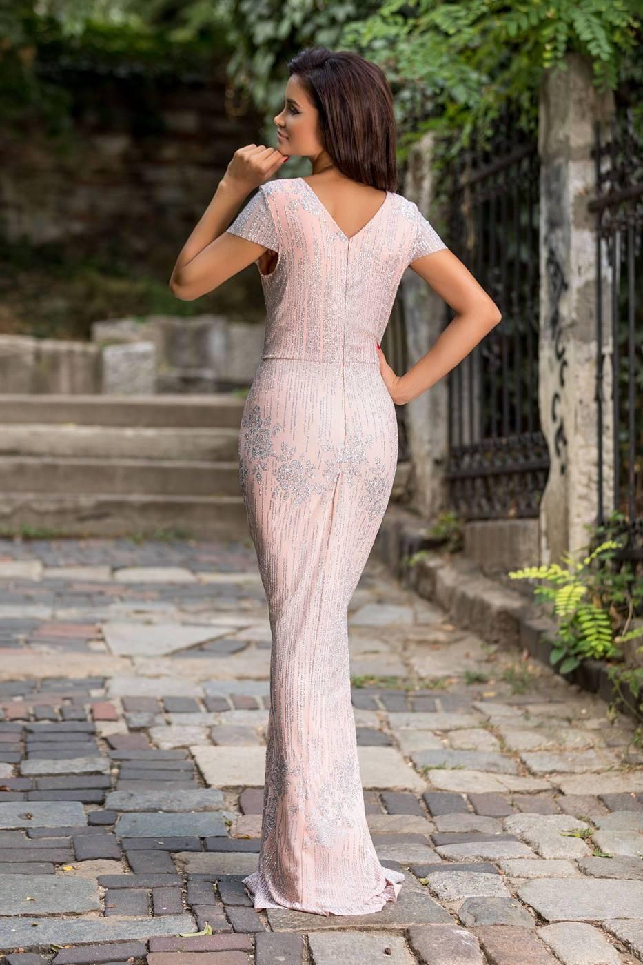 Kimberley Άσπρο Φόρεμα 2269