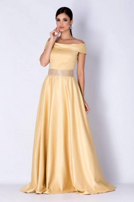 Feeling Yellow Dress