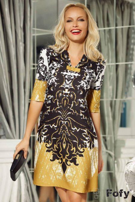 Milly Multi Dress