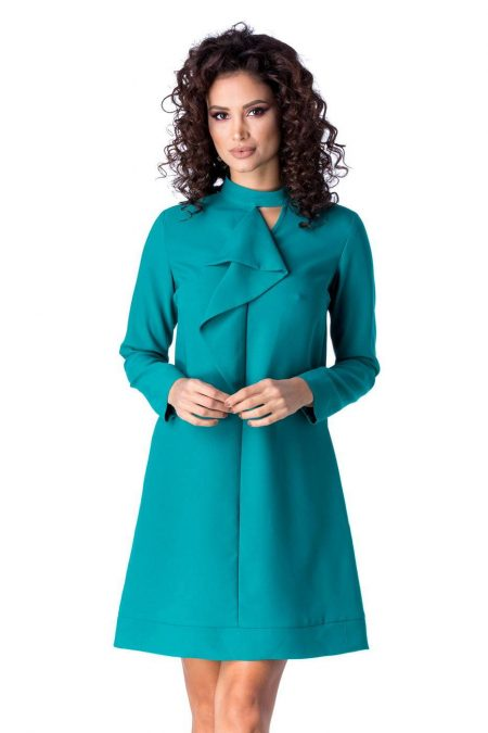 La Donna Edith Green Dress