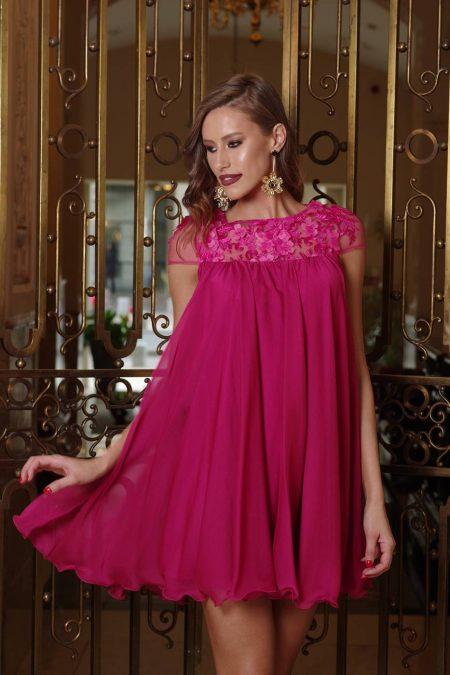 Veronique Cyclam Dress