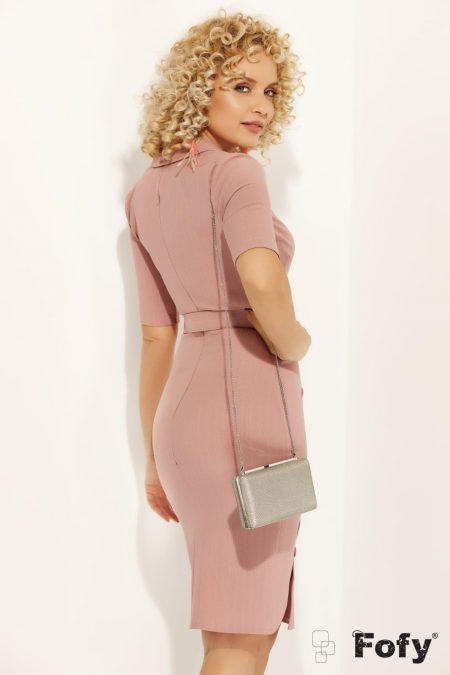 Chrissa Ροζ Φόρεμα 1727