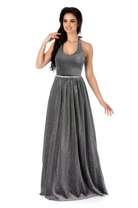 Calypso Silvery Dress