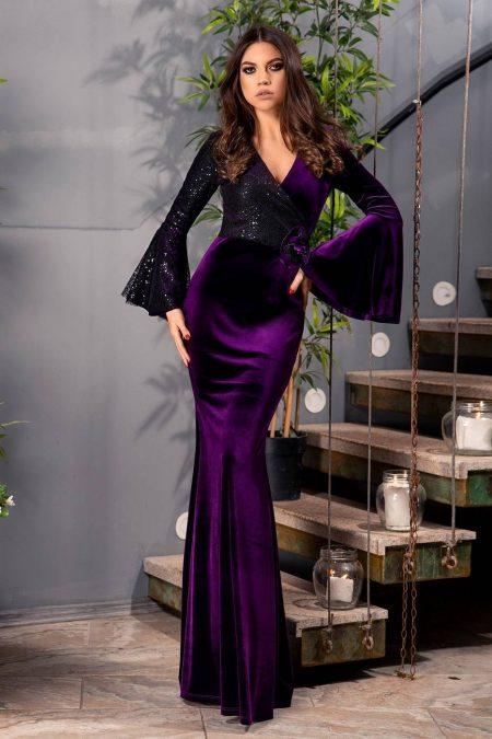 Love Violet Dress