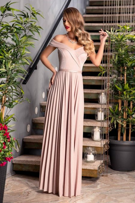 Divya Rose Dress