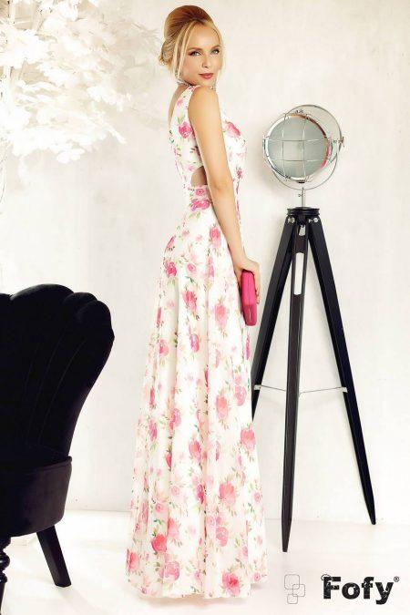 Serene Floral Φόρεμα 2315