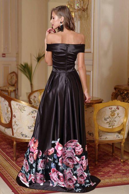 Always Μαύρο Φόρεμα 1401