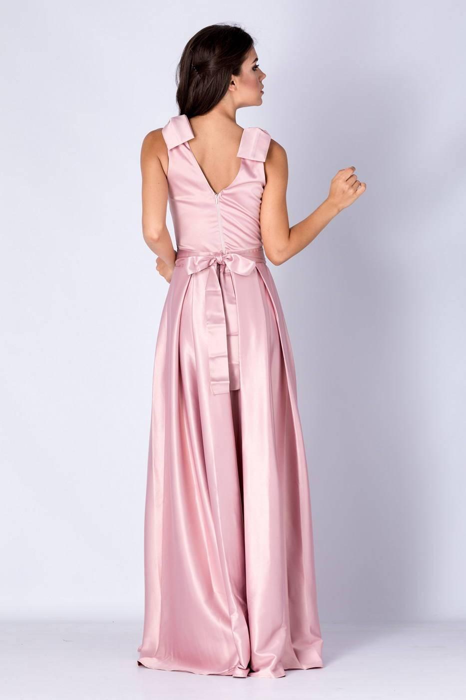 Impressive Ροζ Φόρεμα 1392