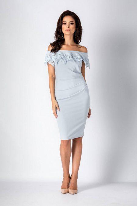 Alyson Blue Dress