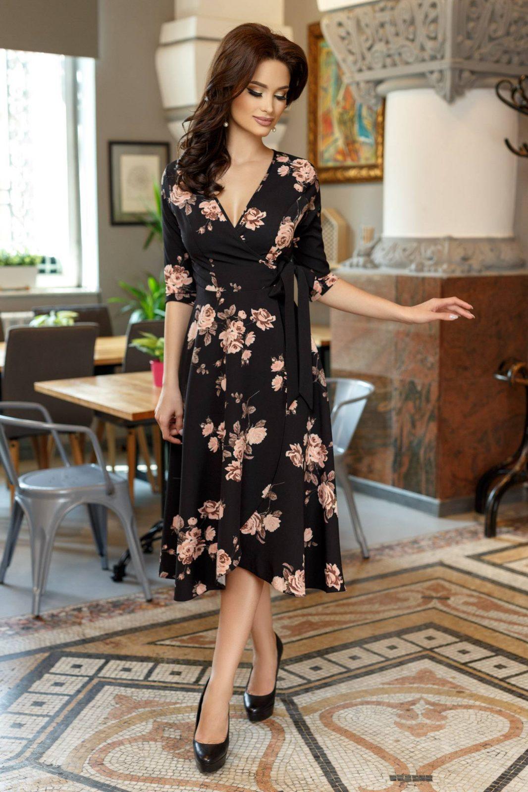 Loreen Floral Dress