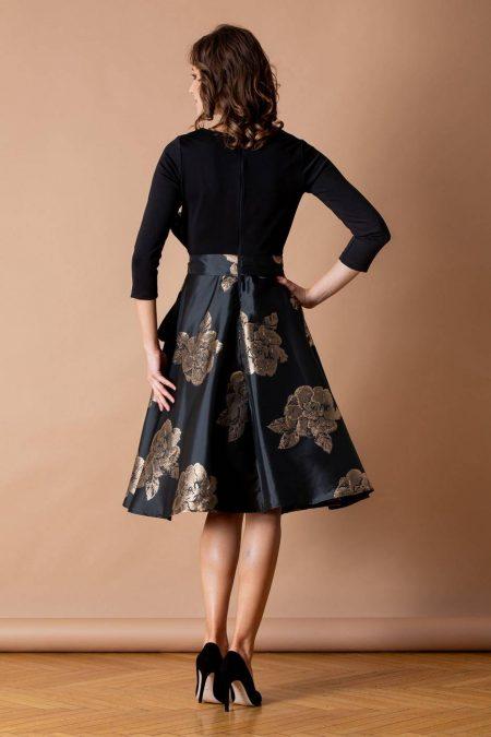 Alara Χρυσό Φόρεμα 1330