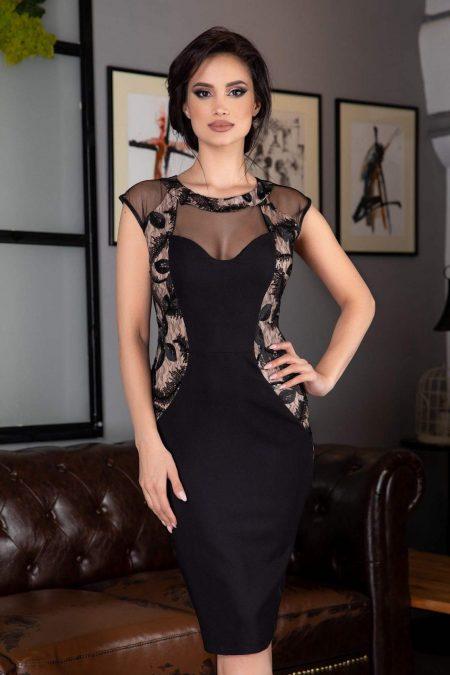 Indicia Black Dress