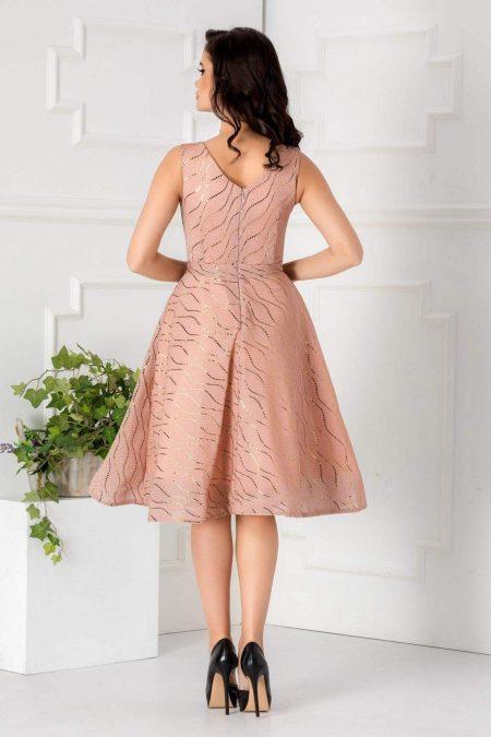 Aliss Ροζ Φόρεμα 1782