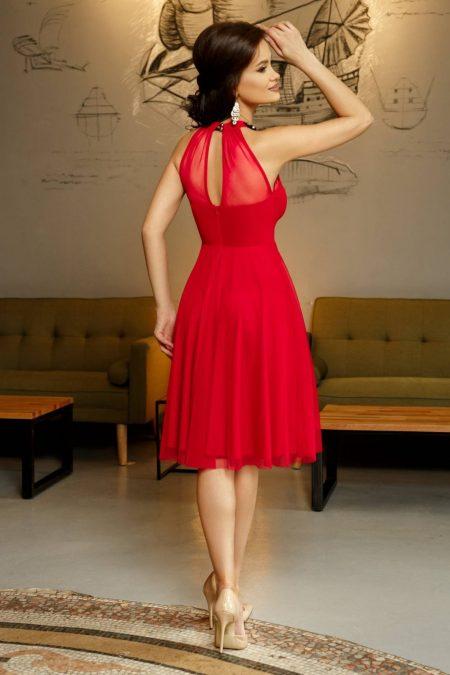 Savannah Κόκκινο Φόρεμα 1407