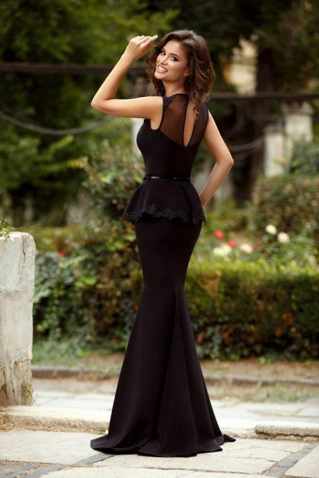 Delight Μαύρο Φόρεμα 2371