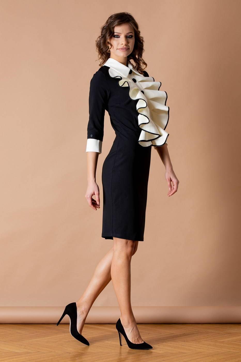 Danielle Μαύρο Φόρεμα 1190