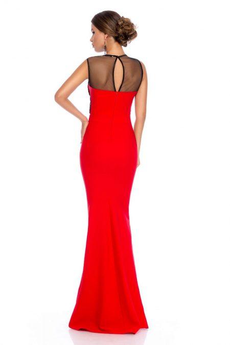 Misterious Κόκκινο Φόρεμα 1485