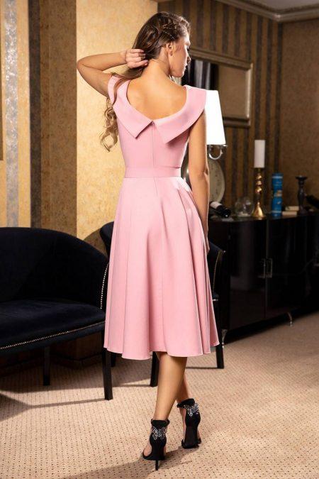Lorelai Ροζ Φόρεμα 1339