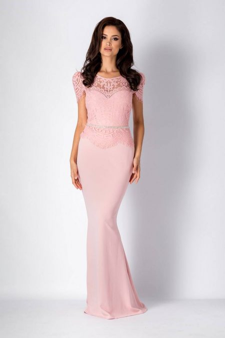Essence Rose Dress