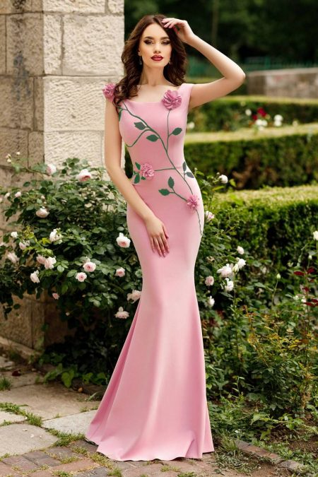 Artemis Pink Dress