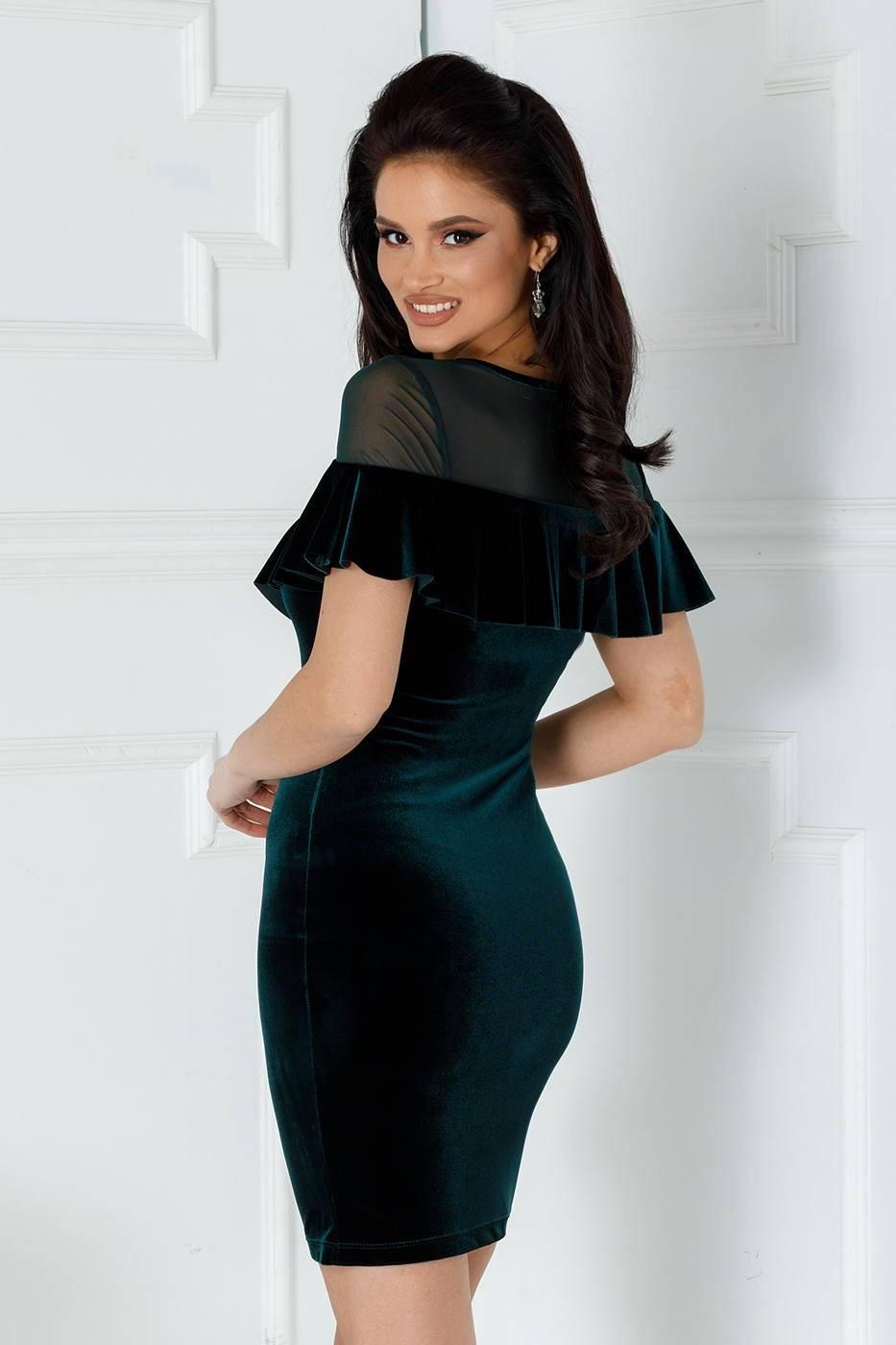 Karim Πράσινο Φόρεμα 2222