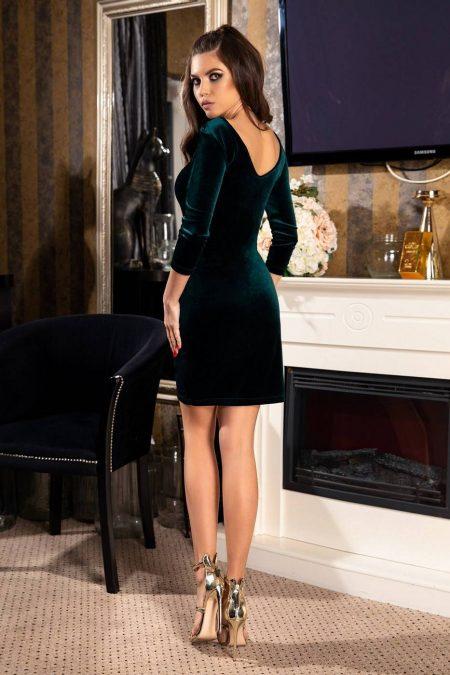 Darya Πράσινο Φόρεμα 1376