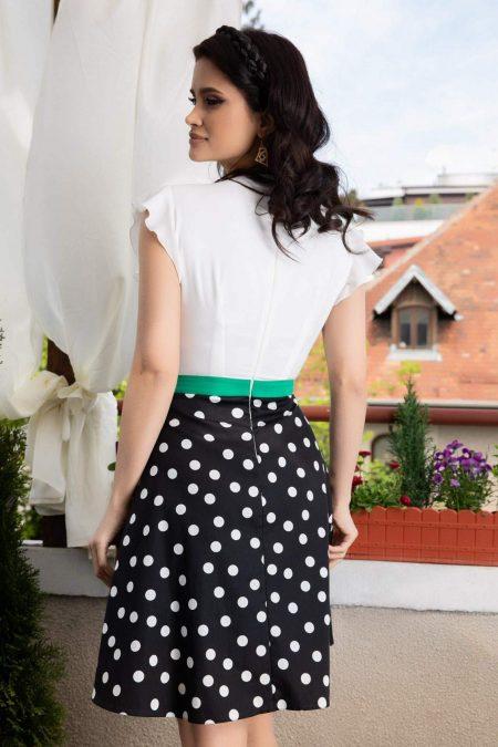La Donna Aimee Bicolore Φόρεμα 1142