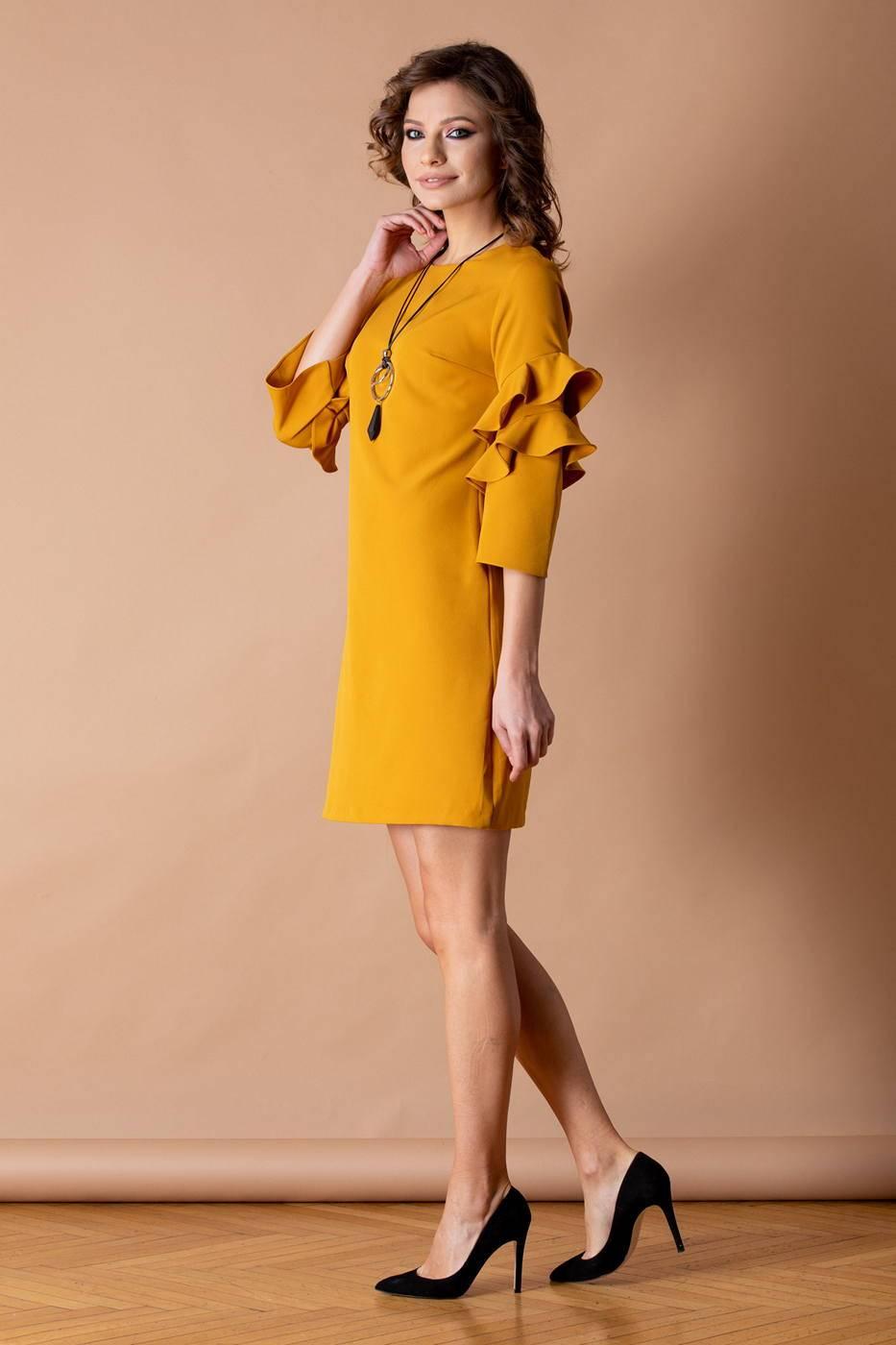 Hanna Κίτρινο Φόρεμα 1874