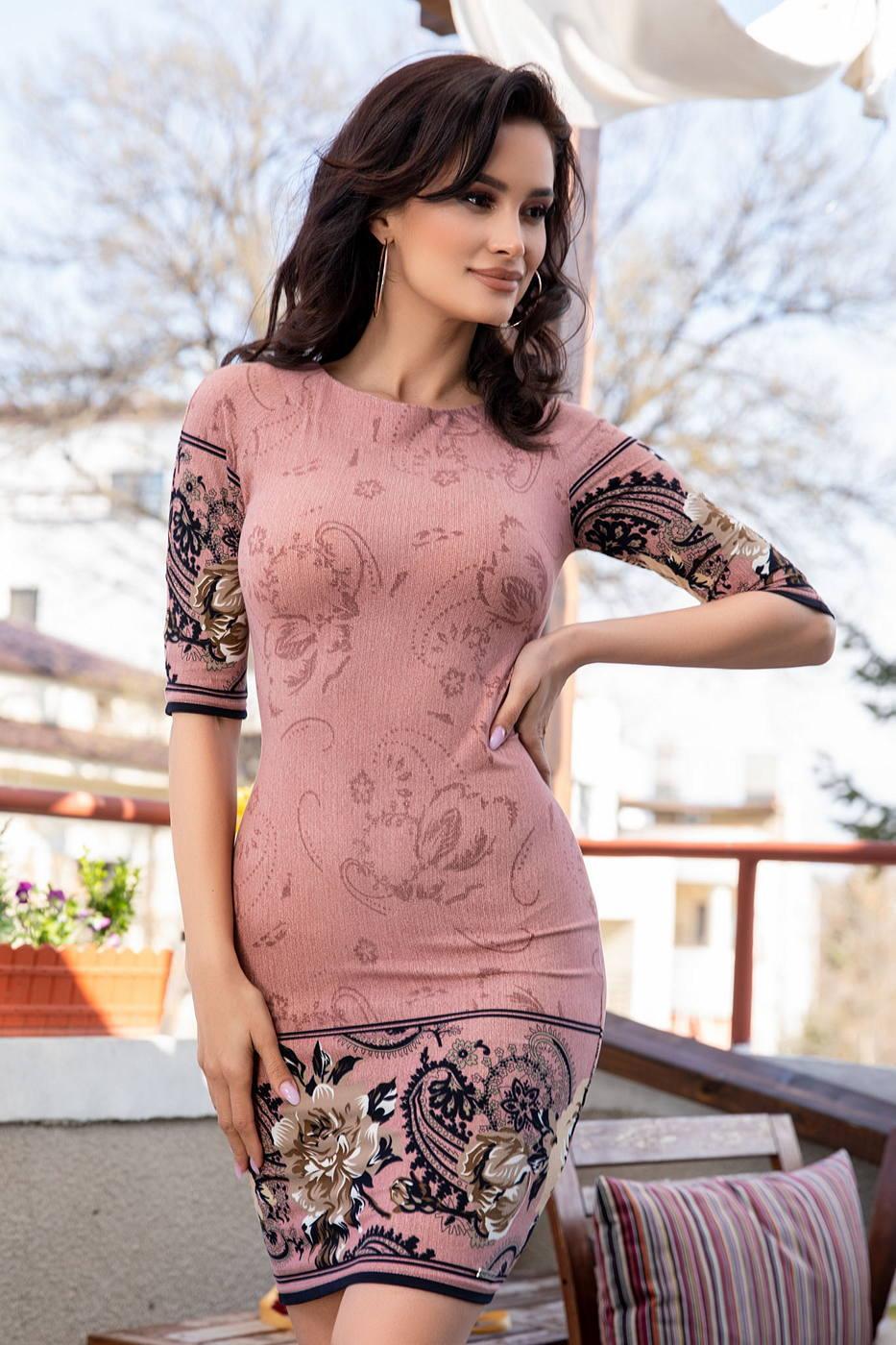 Sidney Rose Dress
