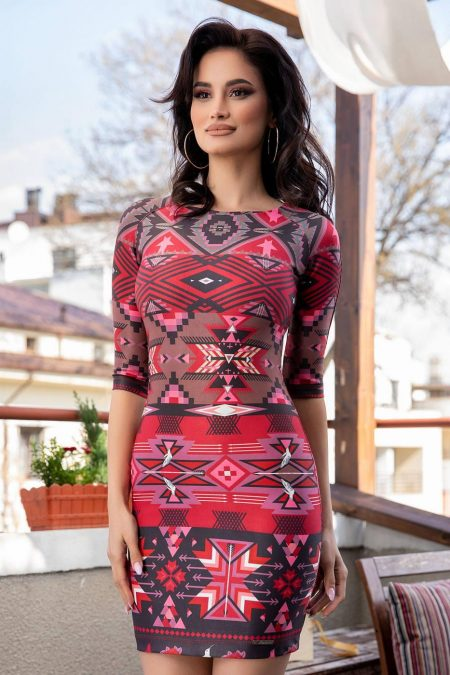 Amelya Multi Dress