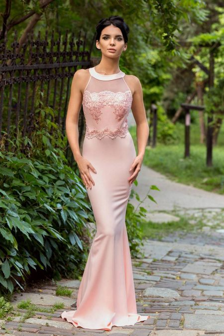 Brigitte Rose Dress