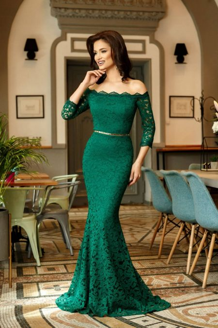 Indilla Green Dress
