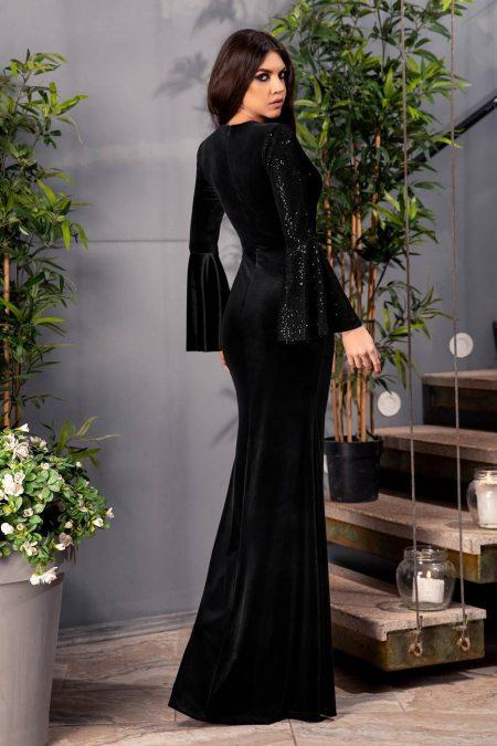 Love Μαύρο Φόρεμα 1824
