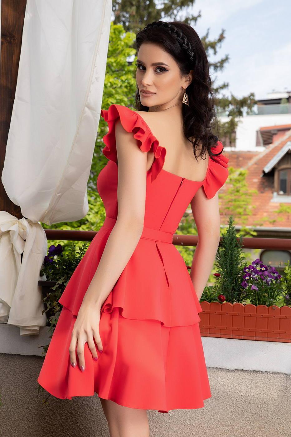 Aniko Κοραλί Φόρεμα 1433